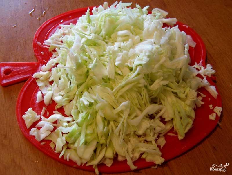 Суп с капустой - фото шаг 5
