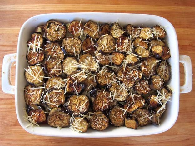 Мусака овощная запеченная - фото шаг 9