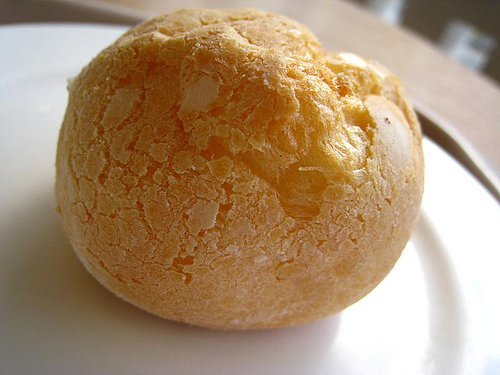 Сырные булочки Эмменталь