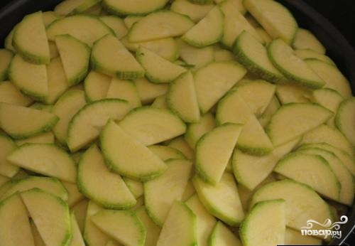 Картофель с фаршем и кабачками - фото шаг 3