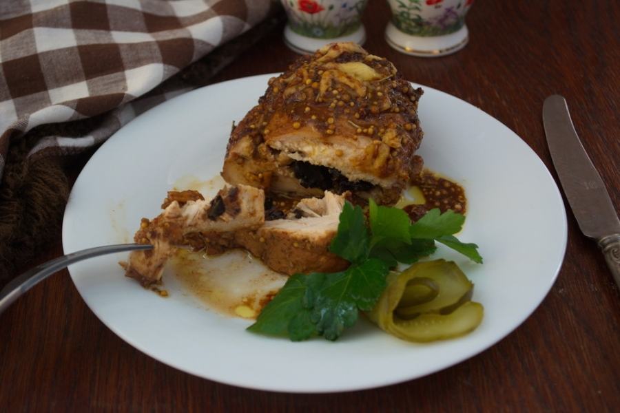 Куриная грудка под сыром - фото шаг 7
