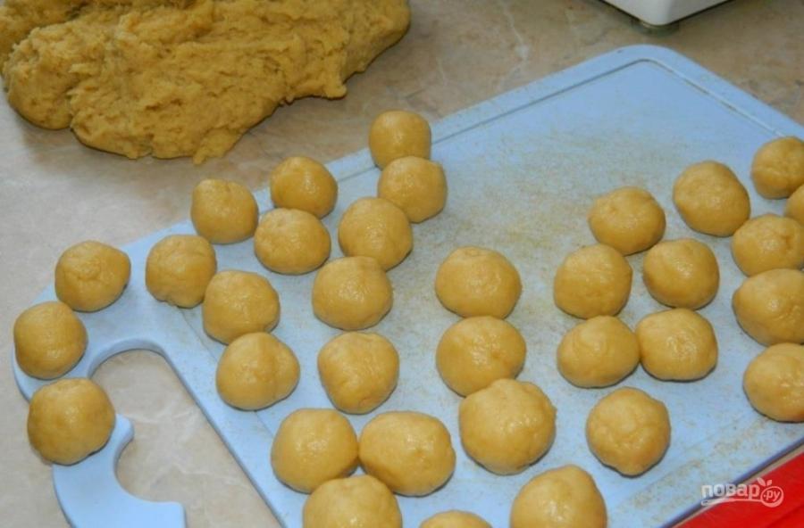 орешки со сгущенкой классический рецепт с фото