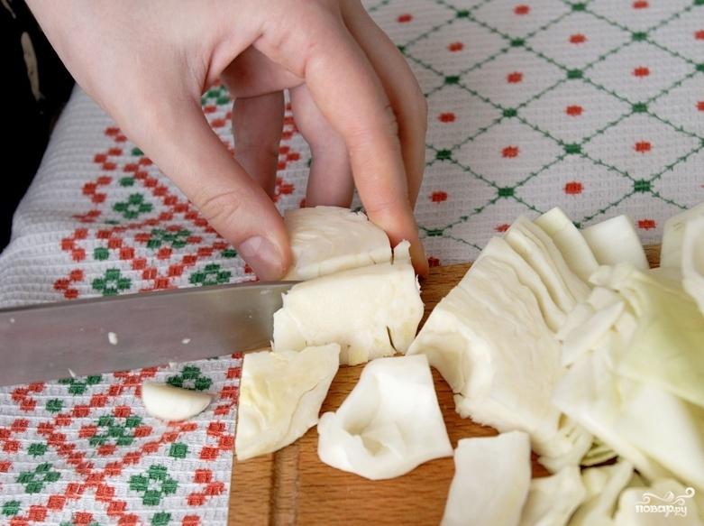 Суп овощной с брокколи - фото шаг 4