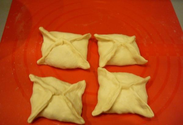 конвертики с сыром в духовке рецепт