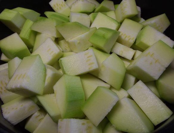 Овощное рагу в духовке - фото шаг 3