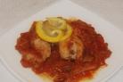 Рыба заливная в томате