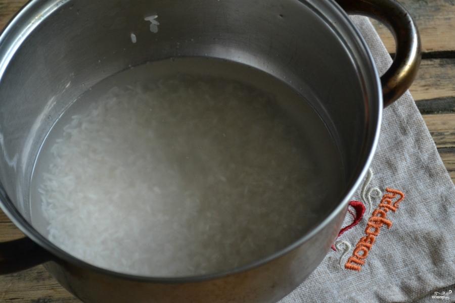 Каша рисовая молочная - фото шаг 2