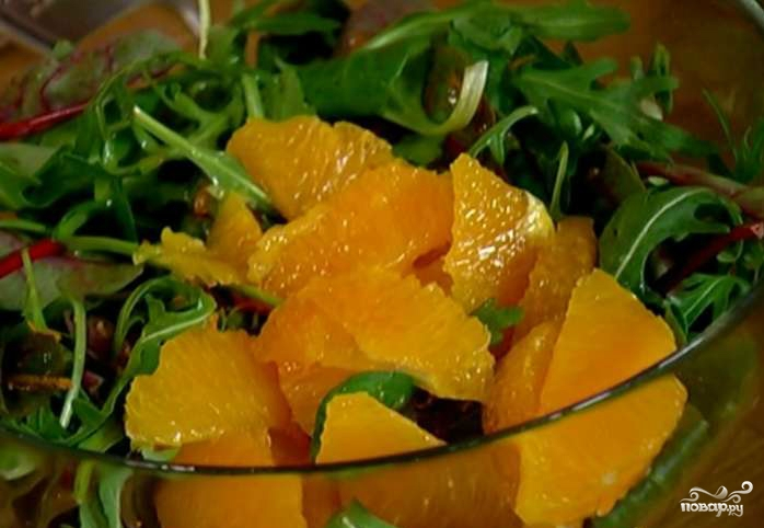 Салат с осьминогами в рассоле - фото шаг 1