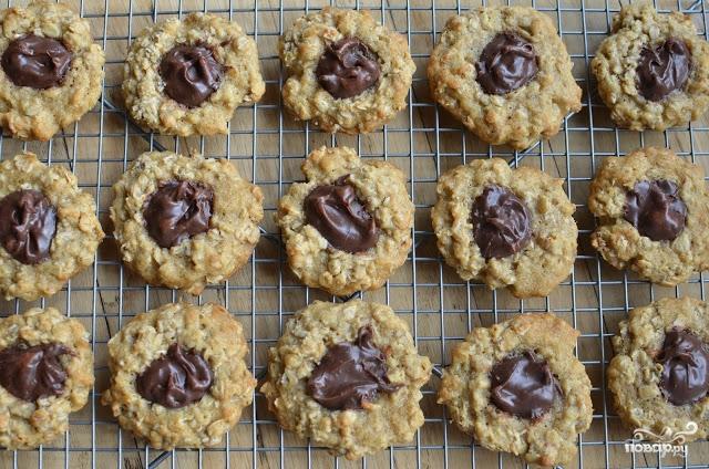 Овсяное печенье для детей - фото шаг 2