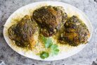Куриные бедра по-мароккански