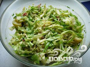 Эльзасский салат - фото шаг 8