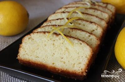Лимонный кекс в хлебопечке - фото шаг 4