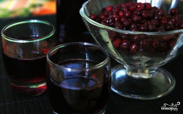 Как сделать настойку из брусники на спирте