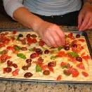 Фокачча с розмарином и фокачча с оливками и томатами - фото шаг 10