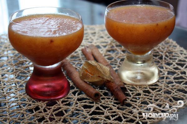 Ароматное желе из персиков - фото шаг 5