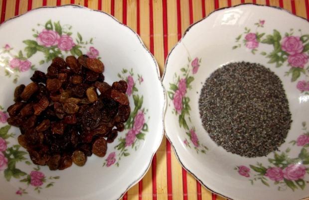 Рецепт Кутья с рисом и изюмом