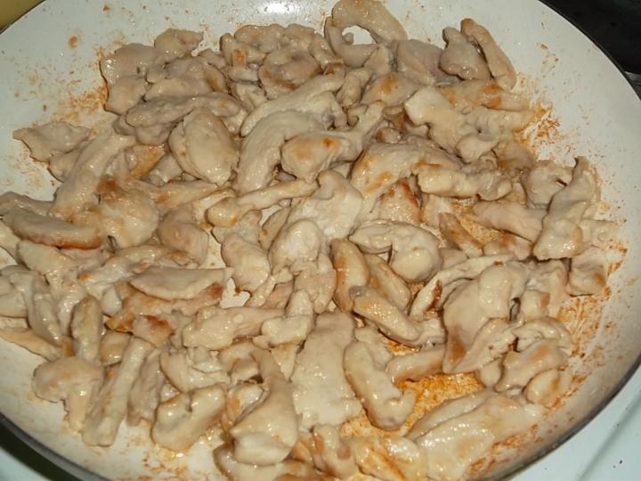 Перец, фаршированный грибами и мясом - фото шаг 4