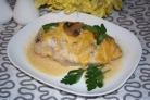 Мясо с шампиньонами в духовке