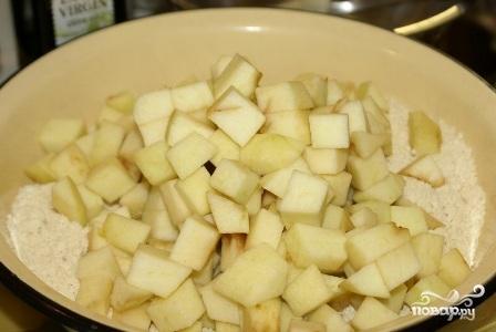 Ирландский яблочный пирог - фото шаг 3