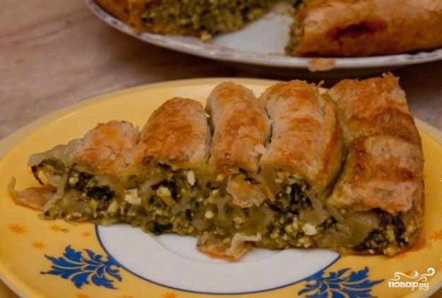 рецепт сербский бурек