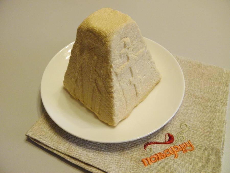 Пасха со сгущенным молоком - фото шаг 7
