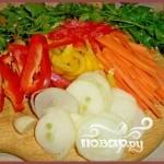 Суп с зеленым горошком - фото шаг 2