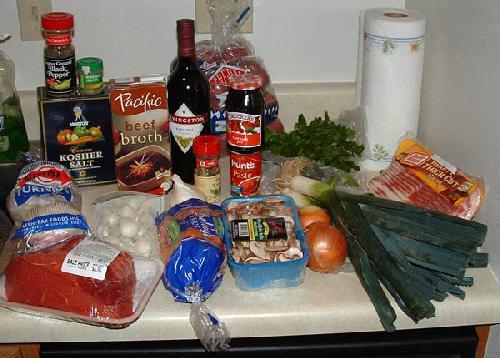 Рагу из говядины - фото шаг 1