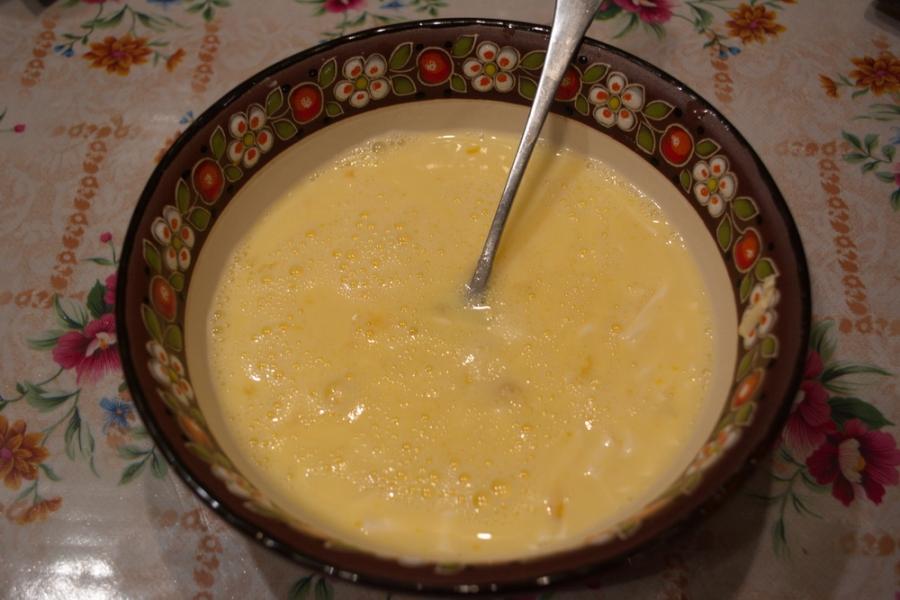 Пирог с курицей - фото шаг 6