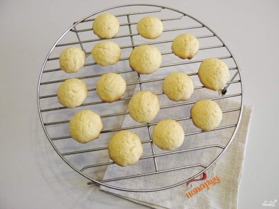 Печенье с вареной сгущенкой - фото шаг 7