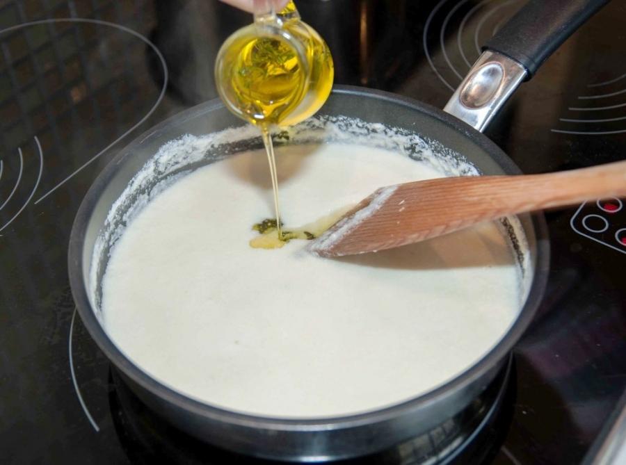 Чесночная паста рецепт из сливочного масла и сыра