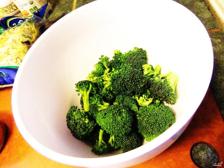 Как приготовить свежее брокколи