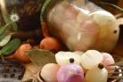 Маринованный лук в уксусе на зиму