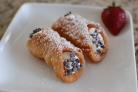 Итальянские пирожные Канноли