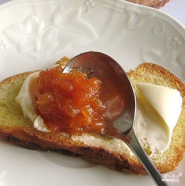 Рецепт Варенье из тыквы с яблоками