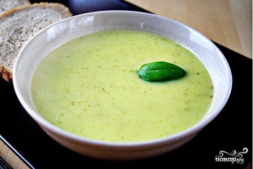 Сельдереевый суп