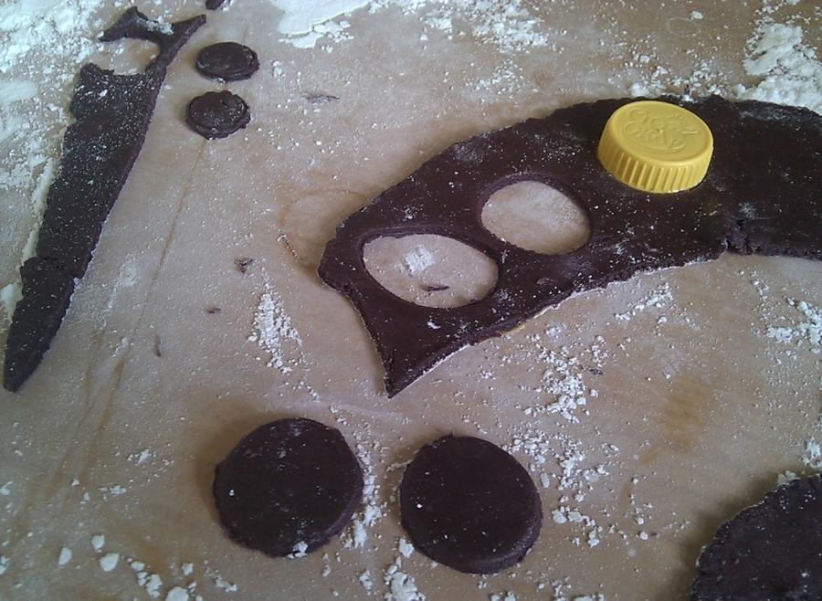 "Торт ""Божья коровка"" - фото шаг 15"