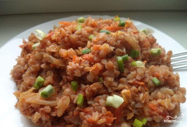 148Витаминный салат с капустой и морковью рецепт