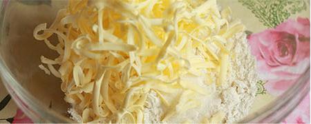 Бездрожжевой черничный пирог - фото шаг 1