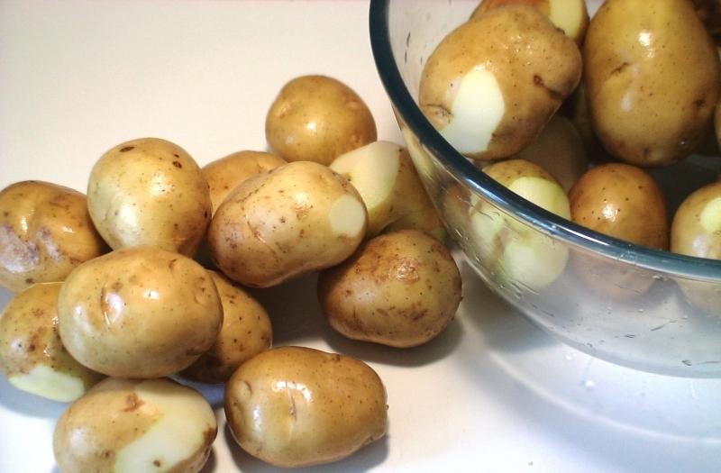 Рецепт Курица с картошкой на сковороде