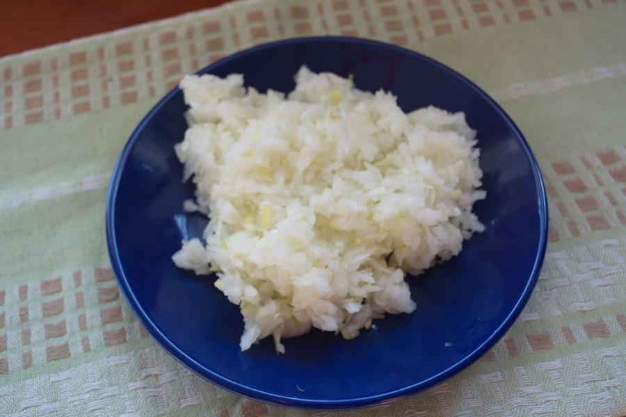 Суп  с фаршем и макаронами - фото шаг 2