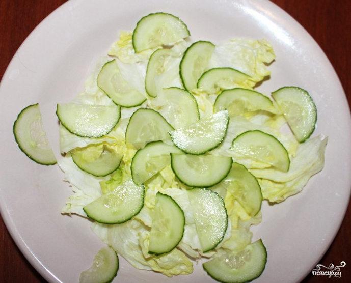 Салат из пророщенной чечевицы - фото шаг 4