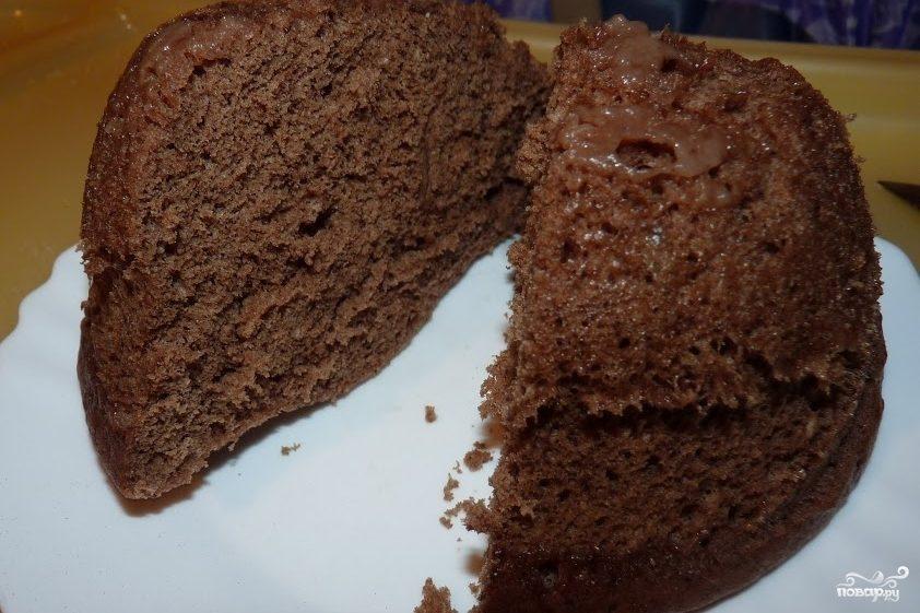 Рецепт Быстрый кекс в микроволновке