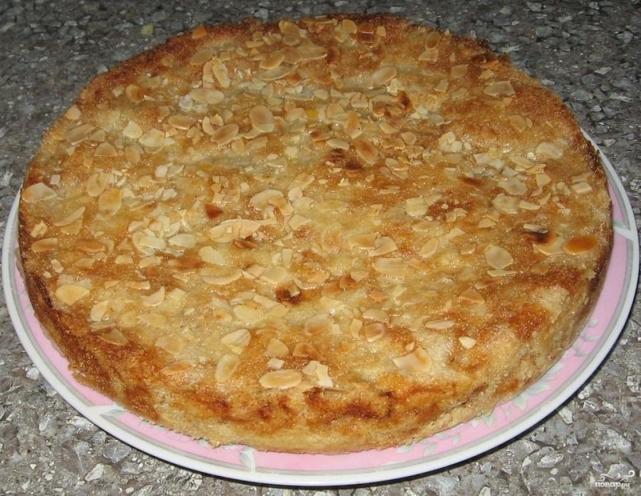 Варшавский яблочный пирог - фото шаг 5