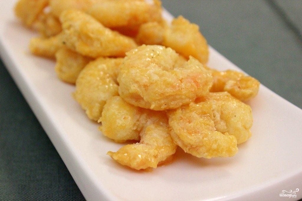 Самый вкусный салат креветками рецепт