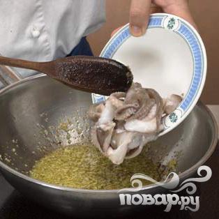 Суп из морепродуктов - фото шаг 1