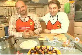 Ария финикийского гостя, десерт из фиников - фото шаг 1