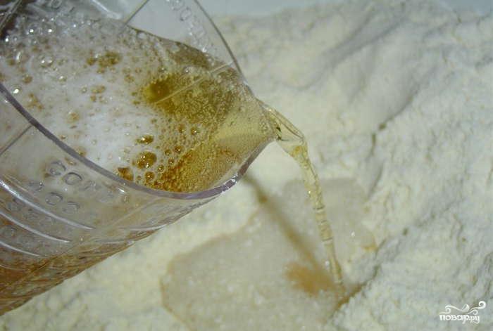 Печенье на пиве сладкое - фото шаг 1