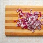 Рецепт Весенний салат с черемшой и маринованными кабачками