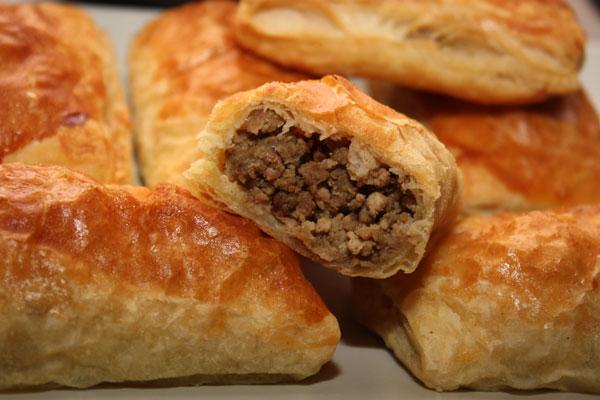 Пирожки с говядиной - фото шаг 7