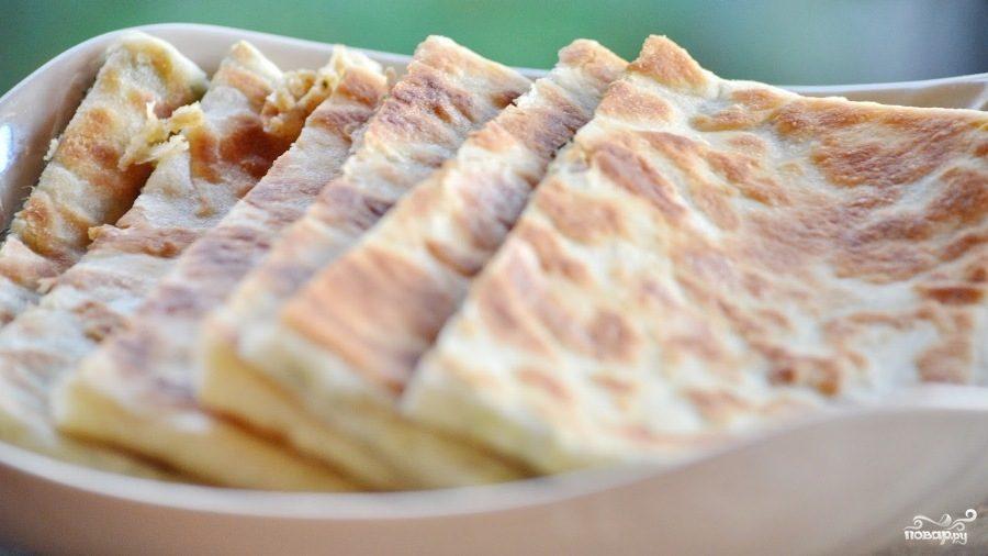 Турецкие лепешки